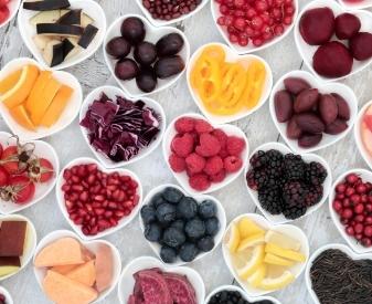 Antioksidanlar ve Gökkuşağı Beslenme